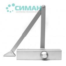 Доводчик дверей ARNY F6800-3 серебро
