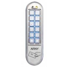 Кодовая клавиатура AKP-162RF ARNY