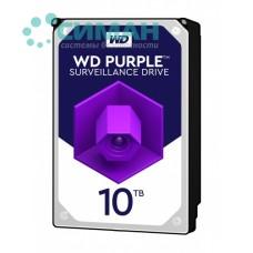 "Жесткий диск 3.5"" 10TB Western Digital Purple (WD101PURZ)"