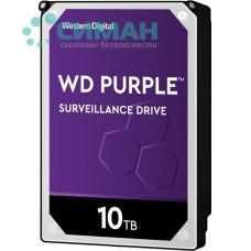 "Жесткий диск 3.5"" 10TB Western Digital Purple (WD102PURZ)"