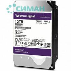 "Жесткий диск 3.5"" 12TB Western Digital Purple (WD121PURZ)"