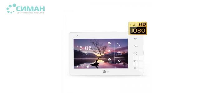 Видеодомофон NeoLight Zeta+ HD белый