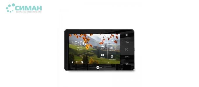 Видеодомофон NeoLight Zeta+ HD черный