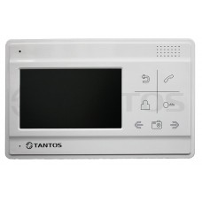 Видеодомофон Tantos Lilu SD белый