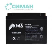 Аккумуляторная батарея АКБ 26Ач, 12В