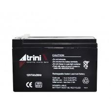 Аккумуляторная батарея АКБ 7Ач, 12 В