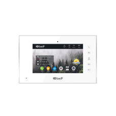IP Видеодомофон Bas-IP AQ-07L WHITE