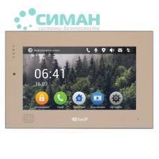IP Видеодомофон Bas-IP AQ-10 gold V3