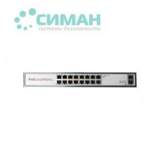 PoE Коммутатор на 16 портов SH-20.16 - Bas-IP