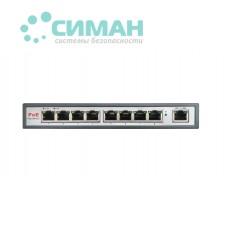 PoE Коммутатор на 8 портов SH-20.8 - Bas-IP