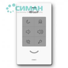 Абонентское IP аудио устройство Bas-IP SP-03 white
