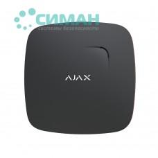 Беспроводной датчик детектирования дыма Ajax FireProtect Plus черный