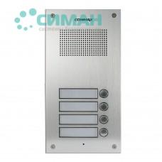 Вызывная аудиопанель Commax DR-4UM серый