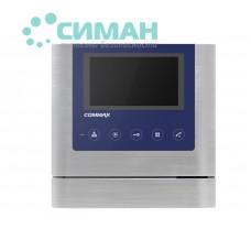 Видеодомофон Commax CDV-43M Blue + Silver