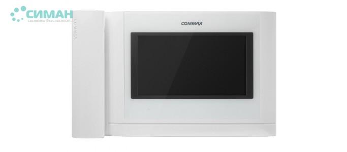 Видеодомофон Commax CDV-704MHA White