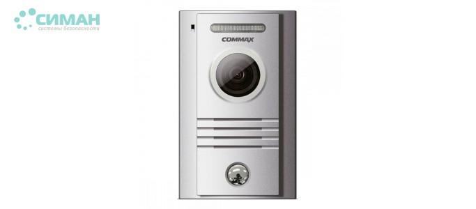Вызывная панель Commax DRC-40K металлик