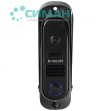 Intercom IM-10 (black) вызывная панель