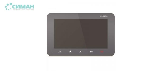 Видеодомофон Slinex SM-07M графит