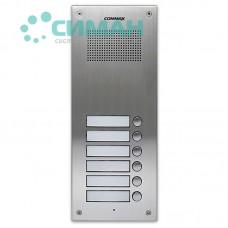 Вызывная аудиопанель Commax DR-6UM серый
