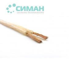 Акустический кабель CCA 2x0,50 мм