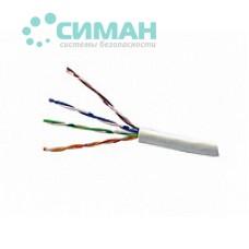 FTP cat 5E 4PR (0.50мм) CCA PE B 305м витая пара DCG