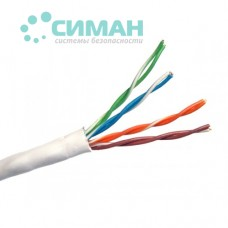 UTP CAT5e 2PR 24AWG PE-M B 500m Drum кабель витая пара FinMark