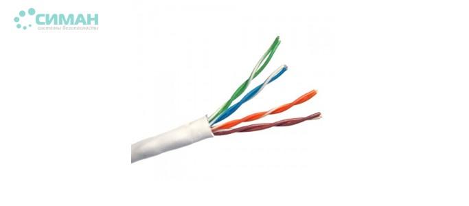 UTP CAT5e 2PR 24AWG PE-M B 500m Drum кабель витая пара FinMark