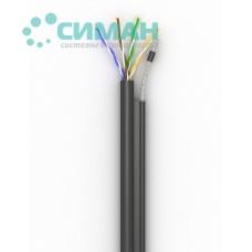 Lan-кабель КППт-ВП (100) 4х2х0.51 U/UTP-cat.5E от Одескабель