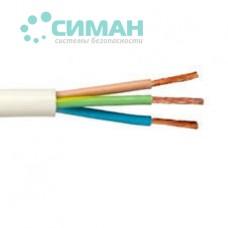 Провод соединительный ПВСн 3х2,5+1х2,5