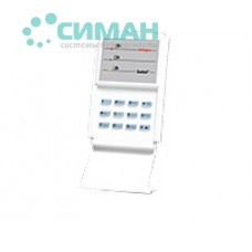 Групповая LED клавиатура INT-S-BL