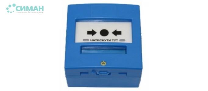 Кнопка управления автоматикой КА02 Проект АО