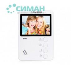 Видеодомофон Samson SW-407 белый