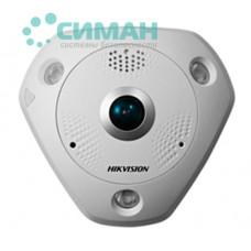 12МП IP видеокамера Hikvision DS-2CD63C2F-IVS