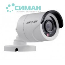 1МП Turbo HD видеокамера Hikvision DS-2CE16C0T-IR (3.6 мм)