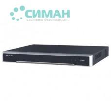 16-канальный 4K IP видеорегистратор DS-7616NI-I2