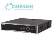 16-канальный 4K NVR c PoE коммутатором на 16 портов Hikvision DS-7716NI-I4/16P